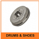 BRAKE DRUMS &SHOES